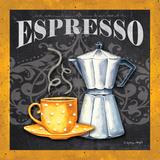 Espresso Posters by Wright Sydney