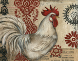 Classic Rooster I Posters by Kimberly Poloson