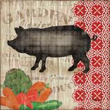 Farmer's Market II Art by Brent Paul