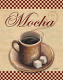 Cafe Mocha Posters by Todd Williams