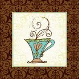Cuppa IV Art by BJ Lantz
