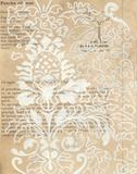 Artichoke Patterns II Prints by Arielle Adkin