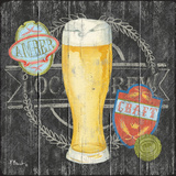 Craft Brew I Poster by Paul Brent