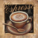 Espresso Art by Todd Williams