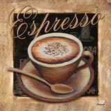 Espresso Art by Williams Todd