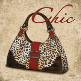 Chic Purse Posters by Todd Williams