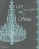 Chandelier Light II Láminas por Gwendolyn Babbitt