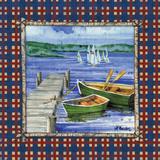 Cypress Lake I Prints by Paul Brent