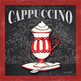 Cappuccino Posters by Wright Sydney