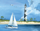 Cape Lookout Posters by Gregory Gorham
