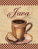 Cafe Java Prints by Williams Todd