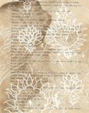 Artichoke Patterns VI Art by Arielle Adkin