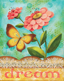 Dream Flowers Prints by Dornacher Karla