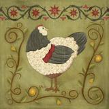 Charming Chicks IV Print by Brent Paul