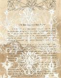 Artichoke Patterns III Poster by Arielle Adkin