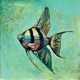 Fish II Kunst af Gorham Gregory