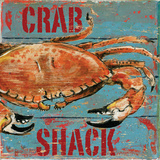 Crab Shack Posters by Gregory Gorham