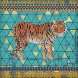 Tribal Trek III Art by Brent Paul