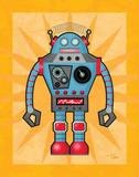 Robot I Prints by Woo Teresa