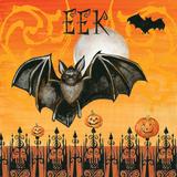 Eek Bat Print by Gregory Gorham