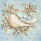 Treasures of the Tide I Prints by Kate McRostie