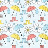 In the Rain III Prints by Mack Steve