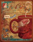 Coffee Break Prints by Hutto Victoria