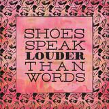 Shoes Speak Art by Ashley Sta Teresa