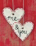 Me & You Posters by Monica Martin