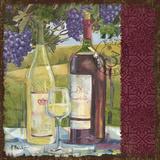 At the Vineyard II Prints by Paul Brent