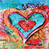 Message from Heart Prints by Dworak Belinda