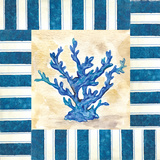 Nautical Coral Prints by Ferry Margaret