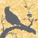 Paisley Garden II Print by Denise Urban