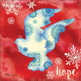 Peace Dove II Prints by Brent Paul