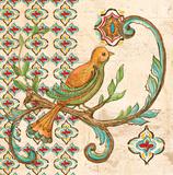 Treetop Bird I Prints by Kate McRostie