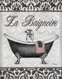 La Baignoire Prints by Todd Williams