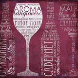 Vino Lingo I Prints by Brent Paul