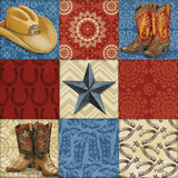 Western Chic I Prints by Brent Paul