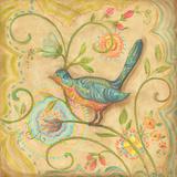 Springtime Birds II Poster by Kate McRostie