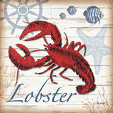 Lobster Prints by Williams Todd