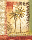 Khaki Palms II Prints by Gorham Gregory