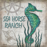 Sea Horse Ranch Posters by Williams Todd