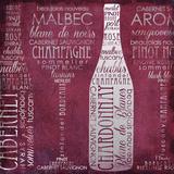 Vino Lingo II Posters by Paul Brent