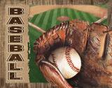Baseball Prints by Williams Todd