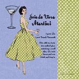 Martini Kunstdrucke von Lisa Ven Vertloh