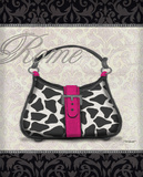 Pink Purse II Prints by Todd Williams