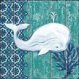 Indigo Sea V Prints by Paul Brent