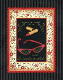 Dressed in Red IV Prints by Gwendolyn Babbitt