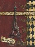 La Tour Eiffel Posters by McRostie Kate