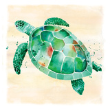 Sea Turtle Prints by Berrenson Sara